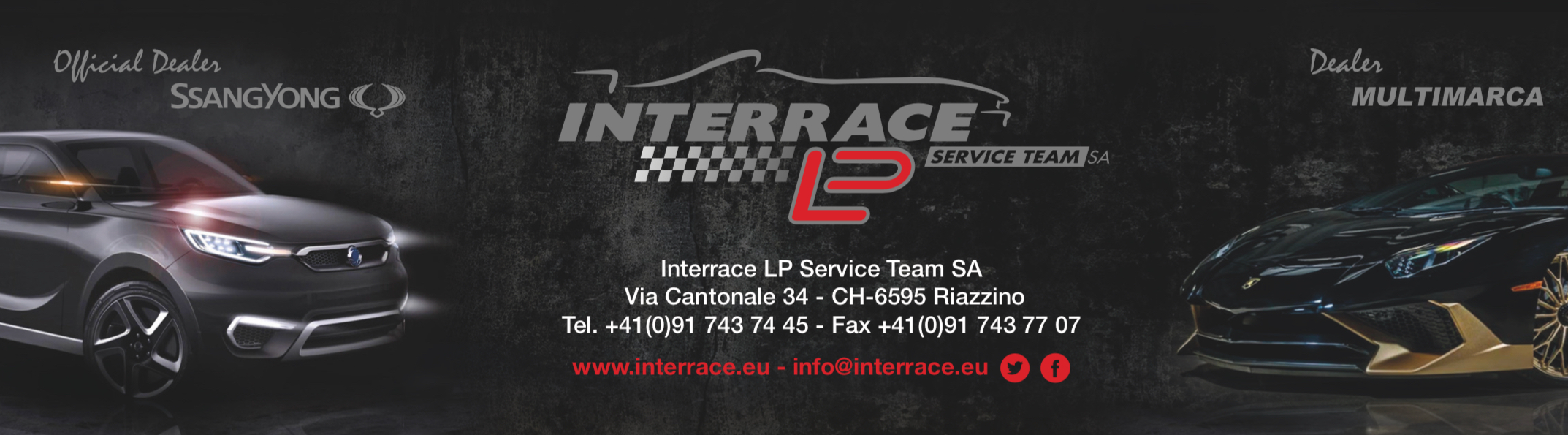 Interrace LP Service Team SA
